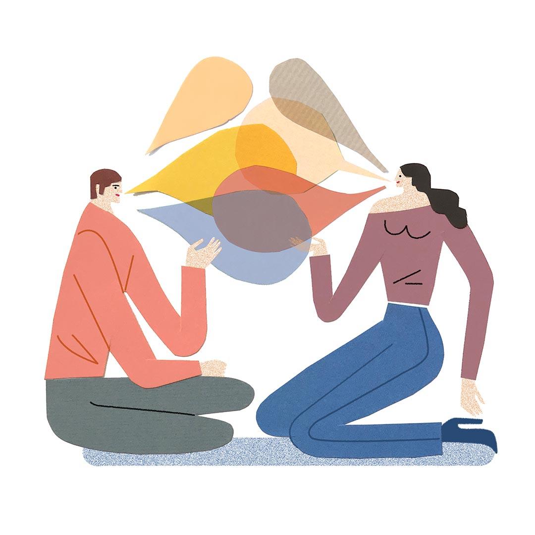 Partner Akzeptiert Trennung Nicht